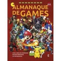 Livro - Almanaque de games