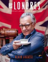 Livro - Amo londres 100 endereços para os amantes da gastronomia - Senac - nacional
