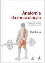 Livro - Anatomia da Musculação - Evans - Manole
