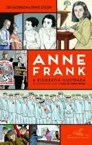 Livro - Anne Frank — A biografia ilustrada -