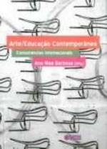 Livro - Arte/Educação contemporânea -