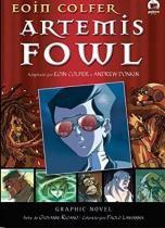 Livro - Artemis Fowl (Graphic novel - Vol. 1) -