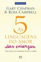 Livro - As 5 linguagens do amor das crianças -