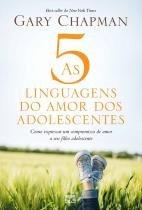 Livro - As 5 linguagens do amor dos adolescentes -