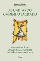Livro - As cartas do caminho sagrado -