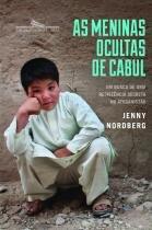 Livro - As meninas ocultas de Cabul -