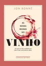 Livro - As novas regras do vinho -