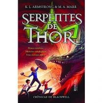 Livro - As serpentes de Thor -