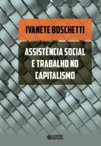 Livro - Assistência social e trabalho no capitalismo -