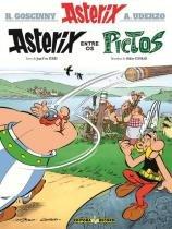 Livro - Asterix entre os pictos (Nº 35) -