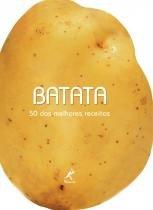Livro - Batata 50 das Melhores Receitas - Academia Barilla - Manole