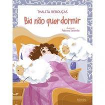 Livro - Bia não quer dormir -