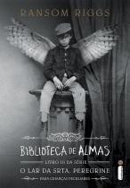 Livro - Biblioteca de almas -