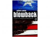 Livro Blowback  - Chalmers Johnson