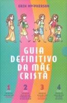 LIVRO - BOX C/ 4 LIVROS - GUIA DEFINITIVO DA MÃE CRISTÃ - EDITORA THOMAS NELSON BRASIL