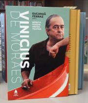 Livro - Box Vinicius de Moraes - música . poesia . prosa . teatro -