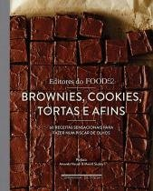 Livro - Brownies, cookies, tortas e afins -