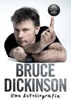 Livro - Bruce Dickinson: uma biografia - Para que serve esse botão?