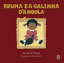 Livro - Bruna E A Galinha D'Angola -
