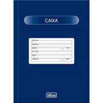 Livro Caixa Capa Dura 218X319mm 100Fls Pct C/5 - Tilibra -