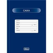 Livro Caixa Capa Dura 218X319mm 100Fls Un - Tilibra -
