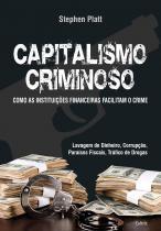 Livro - Capitalismo Criminoso -