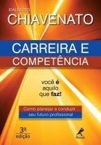 Livro - Carreira e competência -