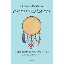 Livro - Cartas xamânicas -