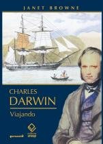 Livro - Charles Darwin: viajando -