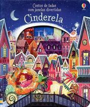 Livro - Cinderela : Contos de fada com janelas divertidas -