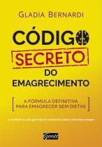 Livro - Código secreto do emagrecimento -