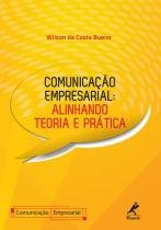 Livro - Comunicação empresarial -