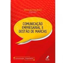 Livro - Comunicação empresarial e gestão de marcas -
