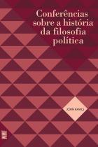 Livro - Conferências sobre a história da filosofia política -