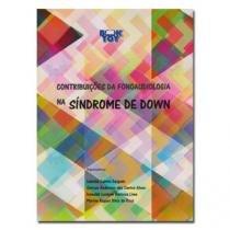 Livro - Contribuições da Fonoaudiologia na síndrome de Down - Delgado - Booktoy