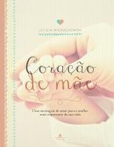 Livro - Coração de mãe -