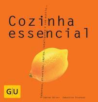 Livro - Cozinha essencial -