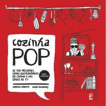 Livro - Cozinha pop -