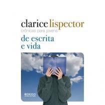 Livro - Crônicas para jovens: de escrita e vida -