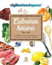 Livro - Culinária básica -