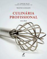 Livro - Culinária profissional -
