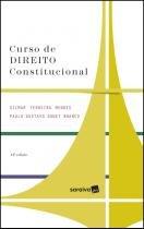 Livro - Curso de Direito Constitucional - 13ª edição de 2019 -