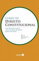 Livro - Curso de Direito Constitucional - 8ª edição de 2019 -