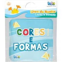 Livro de Banho - Cores e Formas - Toyster