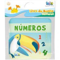 Livro de Banho - Números - Toyster