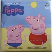 Livro De Banho - Peppa Pig - Elka