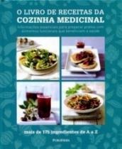 Livro De Receitas Da Cozinha Medicinal, O - Publifolha - 1