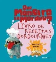 Livro De Receitas Gorgourmet - Receitas Doces - Sesi - 1