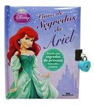 Livro de Segredos da Ariel Editora Melhoramentos - Editora Melhoramentos