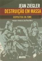 Livro - Destruição em massa -